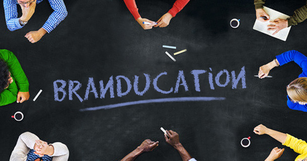 Branducation: Branding and Higher Ed